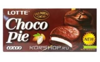 Шоколадный пирог в мультиварке – Choco Pie