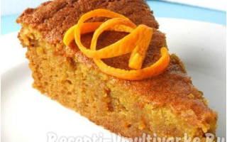 Апельсиновый пирог в мультиварке – рецепты апельсиновых пирогов