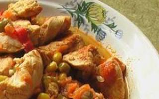 Рецепты блюд из филе в мультиварке