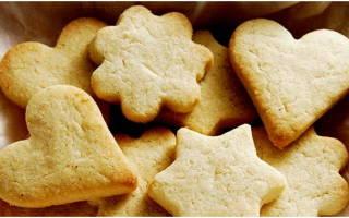 Печенье в мультиварке