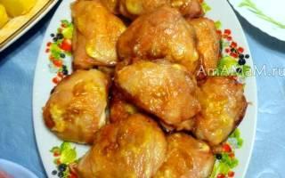 Как замариновать курицу в майонезе