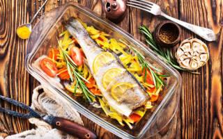 Как запечь рыбу в духовке кусочками