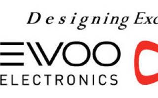Мультиварки Daewoo Electronics