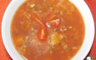 Суп харчо в мультиварке рецепты