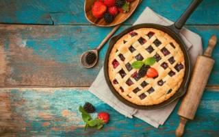 Что можно приготовить сладкое на сковороде