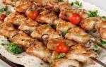 Как замариновать курицу для шашлыка