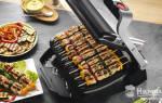Как приготовить мясо на электрогриле
