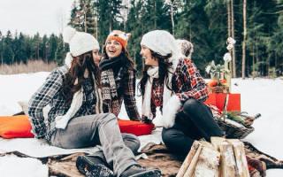 Что приготовить зимой на природе