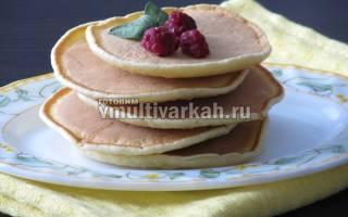 Рецепты панкейков в мультиварке