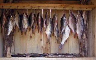 Коптильня для рыбы своими руками