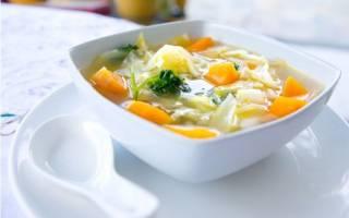 Суп овощной в мультиварке – рецепт
