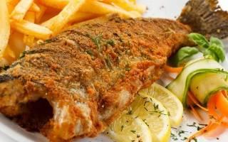 Как пожарить рыбу с хрустящей корочкой