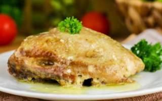 Рецепты блюд из куриных бедрышек в мультиварке