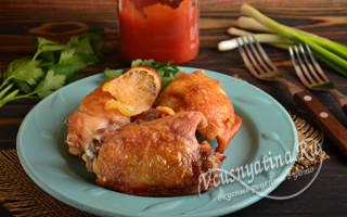 Как вкусно приготовить курицу в духовке кусочками