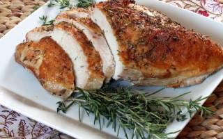 Как приготовить филе бедра индейки в духовке