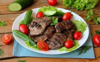 Как пожарить свинину на сковороде гриль