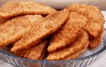 Рецепт чебуреков как в чебуречных ссср