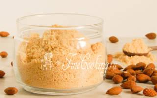 Рецепты блюд из миндаля в мультиварке