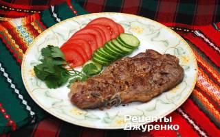 Как приготовить мясо на гриле