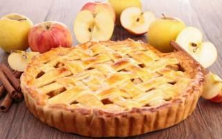 Вкусный рецепт яблочного пирога в мультиварке