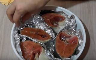 Как приготовить горбушу в мультиварке