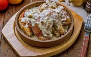 Как приготовить курицу по грузински
