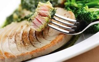 Как готовить тунца на сковороде