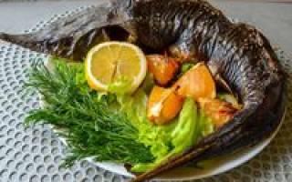 Стерлядь в мультиварке – вкусный рецепт стерляди