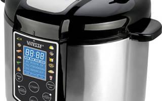 Мультиварка Vitesse VS-3002: характеристики, цены и отзывы