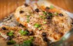 Как приготовить филе тилапии в духовке