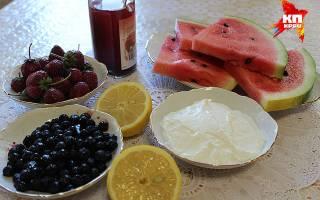 Рецепты блюд из арбуза в мультиварке