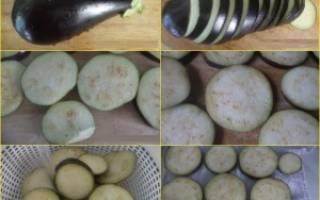 Как пожарить баклажаны на сковороде