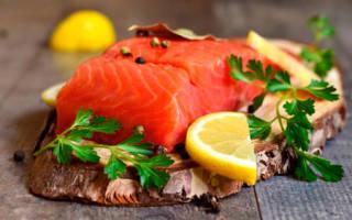 Как посолить красную рыбу в домашних