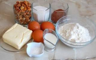 Рецепт шоколадного кекса в мультиварке Редмонд