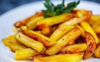 Как жарить картошку в мультиварке