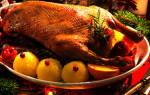 Как приготовить гуся с гречкой
