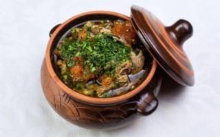 Чанахи в мультиварке, вкусное блюдо грузинской кухни