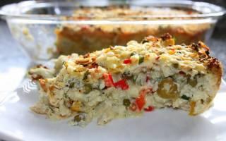 Рецепты блюд из цветной капусты в мультиварке