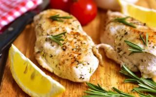 Как приготовить диетическую куриную грудку