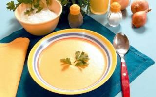 Рецепты суп-пюре в мультиварке