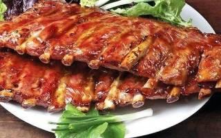 Самые аппетитные блюда – свиные ребрышки с картошкой в мультиварках