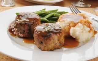 Как приготовить подливу из свинины