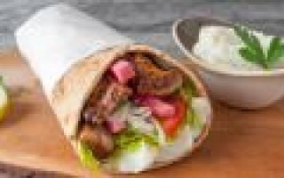 Как приготовить мясо для шаурмы