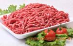 Что приготовить из свино говяжьего фарша