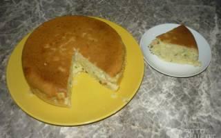 Картофельный пирог в мультиварке
