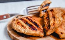 Сколько жарить филе индейки на сковороде