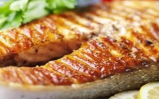 Как приготовить стейк из рыбы в духовке