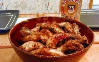 Как приготовить куриные шейки на сковороде