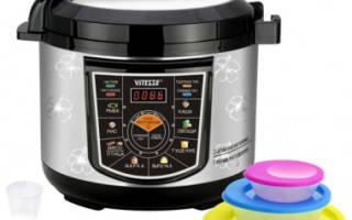Мультиварка Vitesse VS-3003: характеристики, цены и отзывы