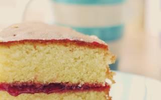 Простой бисквит в мультиварке – рецепты как приготовить